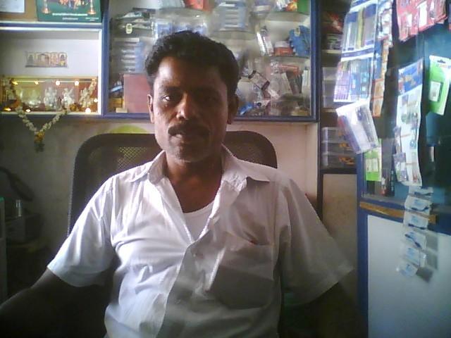 rajan, 38, Tuticorin, India