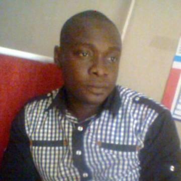 Desmond, 37, Abuja, Nigeria