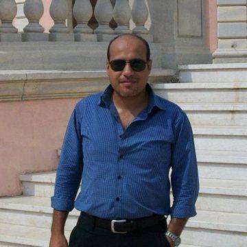 Amir, 40, Cairo, Egypt