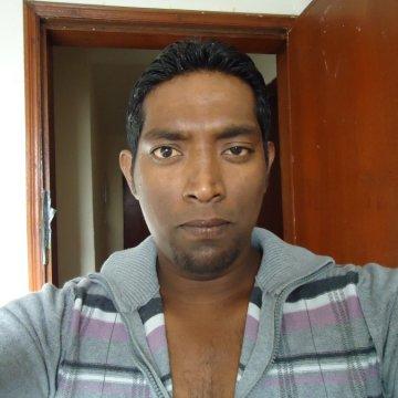 Jithesh K, 39, Khobar, Saudi Arabia
