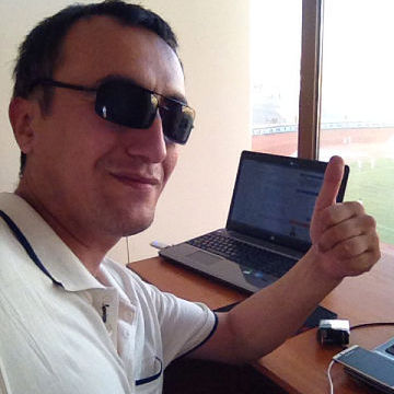 Umid Raimjanov, 38, Tashkent, Uzbekistan