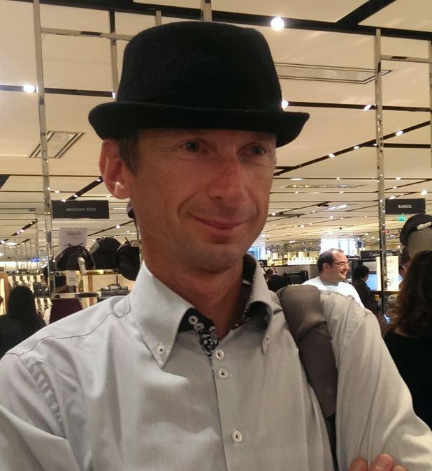Vladimir, 45, Dnipro, Ukraine