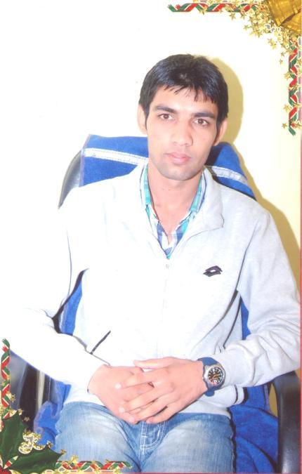 Dev Dhanda, 31, Hisar, India