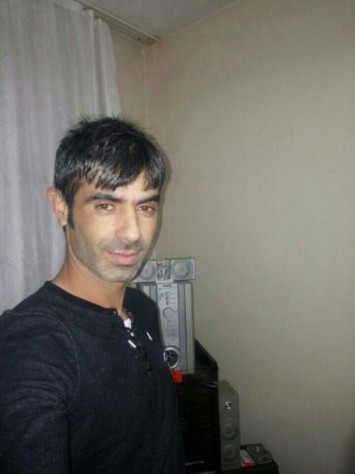 Hasan Önal, 36, Izmir, Turkey