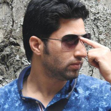 Aabid Manzoor, 39, Srinagar, India