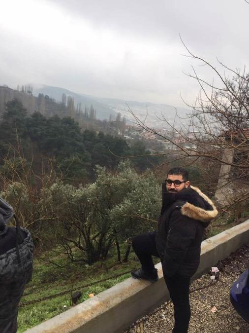 Marwan, 28, Incheon, South Korea
