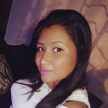 Jennifer Manchabajoy, 29, Cali, Colombia