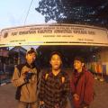 Bagas Septian, 23, Jakarta, Indonesia