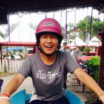 mrr burst, 26, Bang Khen, Thailand