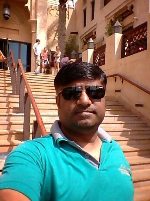 Tariq Chauhan, 51, Dubai, United Arab Emirates