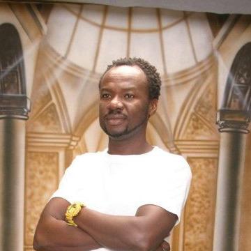 Evans Dram, 54, Accra, Ghana