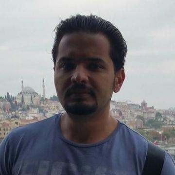 Ibrahim, 33, Jeddah, Saudi Arabia