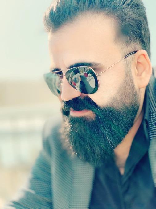 Ali Dehghani, 34, Darabad, Iran