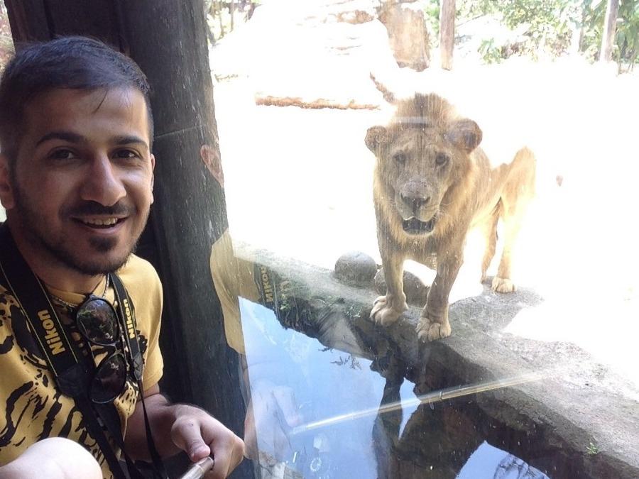 Zezzo, 28, Jeddah, Saudi Arabia