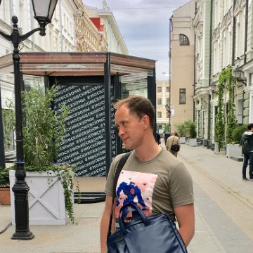 Arthur, 41, Moscow, Russia