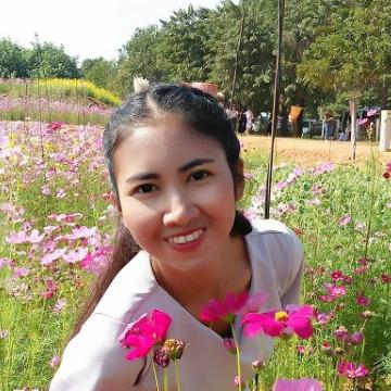 Supawadee Creammy, 27, Bangkok, Thailand