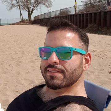 Razi, 30, Chicago, United States