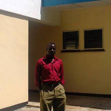 brian papai, 26, Nairobi, Kenya