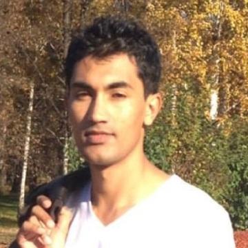Jamshid Nasiri, 28, Moscow, Russian Federation