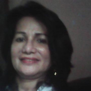 Viola Villareal, 55, Manila, Philippines