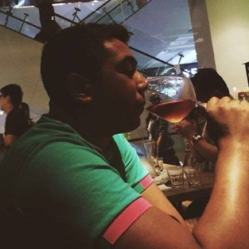 Ronald David, 36, Singapore, Singapore