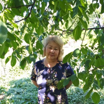 Шолпан, 57, Kara-Suu, Kyrgyzstan