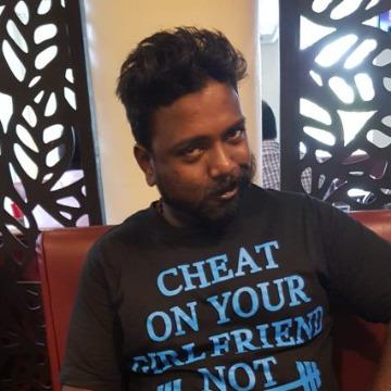 Pranavan Logan, 31, Colombo, Sri Lanka