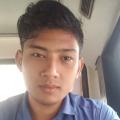 Aung Myint Moe, 23, Yangon, Myanmar