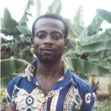 Antwi Gabriel, 36, Accra, Ghana