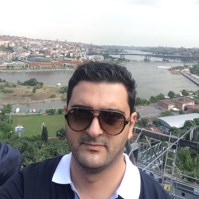 Aziz Saba, 41, Dubai, United Arab Emirates