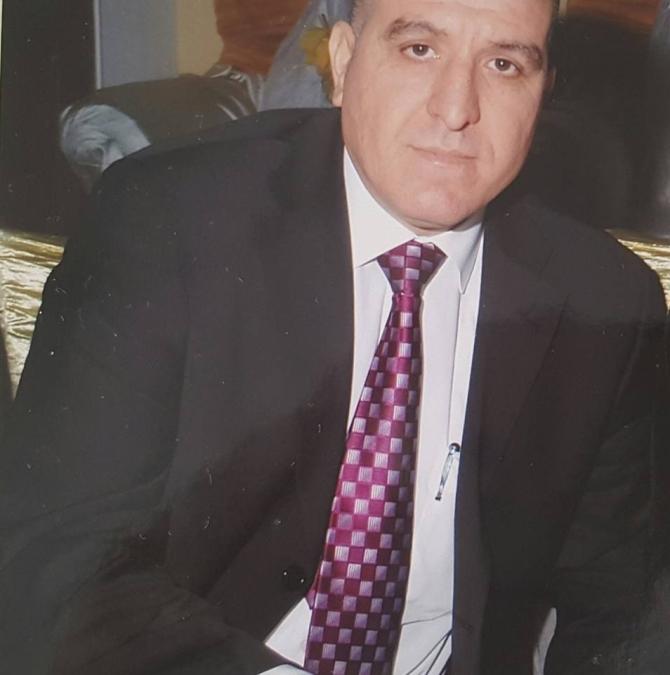 Hüseyin Süzgan, 53, Adana, Turkey