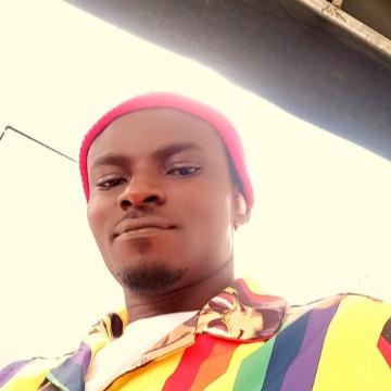 Leonard David, 32, Asaba, Nigeria