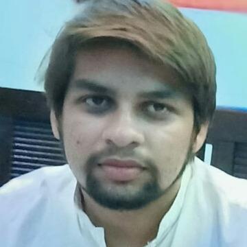 Sheraz Sherwani, 19, Islamabad, Pakistan