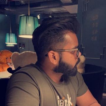 Khushal Gupta, 25, New Delhi, India