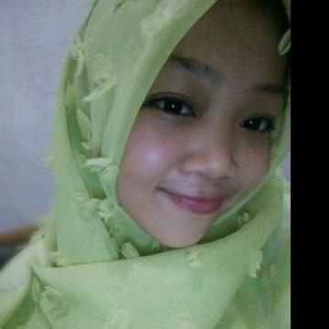 Ani wulandari, 22, Jambi, Indonesia