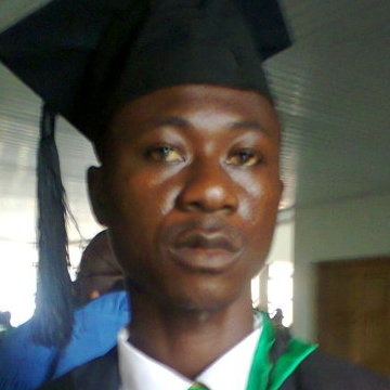ENOCH NKRUMAH, 42, Accra, Ghana