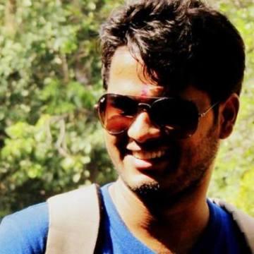 Rahul Kumawat, 29, Pune, India
