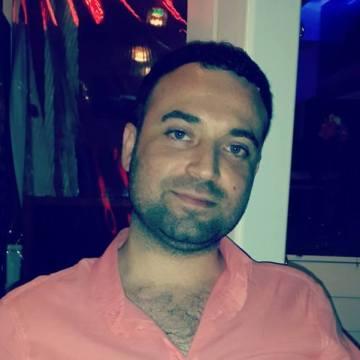 necmi, 32, Istanbul, Turkey