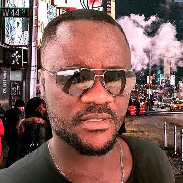 Richard Mensah, 33, Accra, Ghana