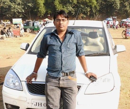VIVEK YADAV, 32, Jamshedpur, India