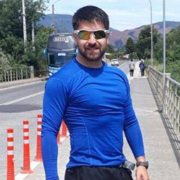 Dalton Gonzalez Maureira, 34, Araucana, Chile