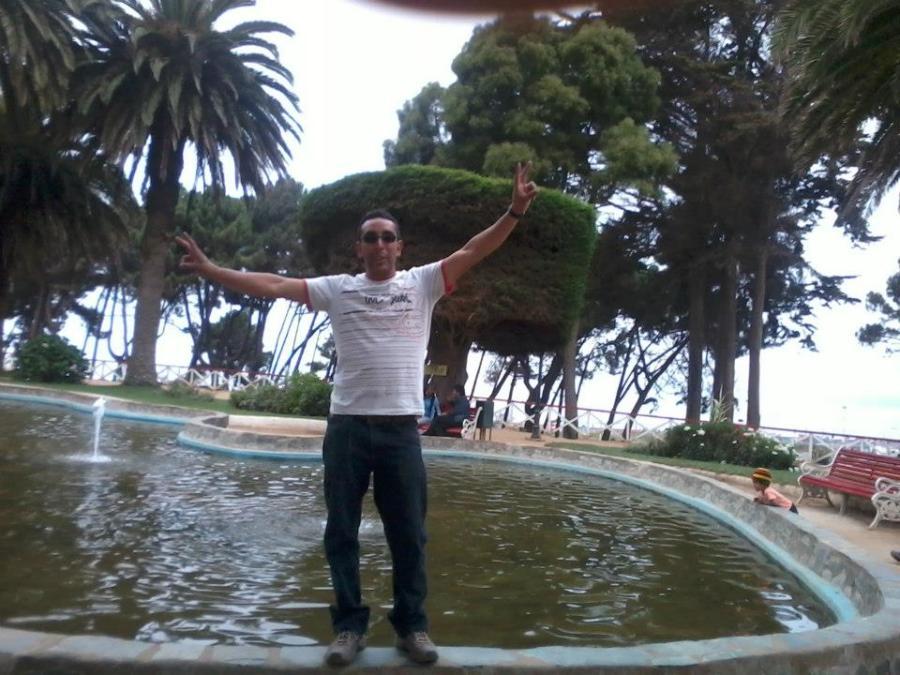 Alexis Toreto, 43, Calama, Chile