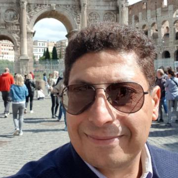 Hazem, 44, Cairo, Egypt