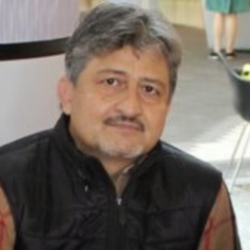 Tariq Mashhour, 56, Jeddah, Saudi Arabia
