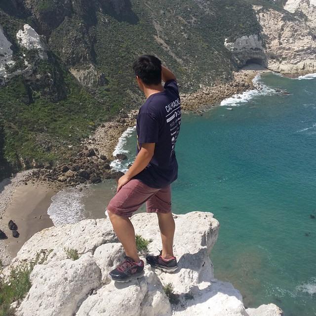 Zhijie Liang, 32, Santa Barbara, United States