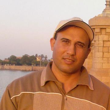 Egyx Sayed, 41, Alexandria, Egypt