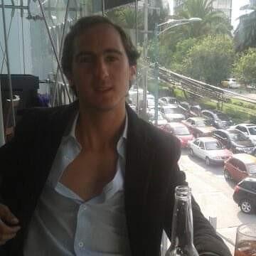 Mando Madrazo, 28, Mexico City, Mexico