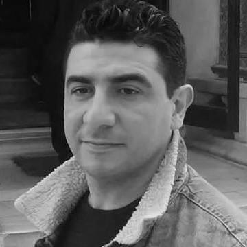Ömer Baltakesmez, 40, Bursa, Turkey