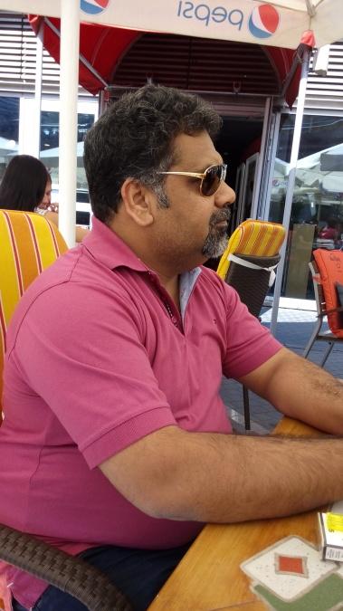 Wasim, 50, Istanbul, Turkey
