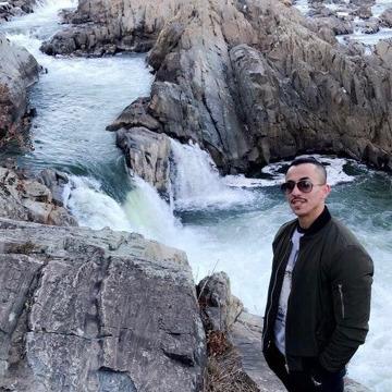 Nawaf Saud, 25, Washington, United States